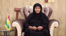 """وضع تمثال لـ""""أم الشهداء"""" في مبنى برلمان كوردستان"""