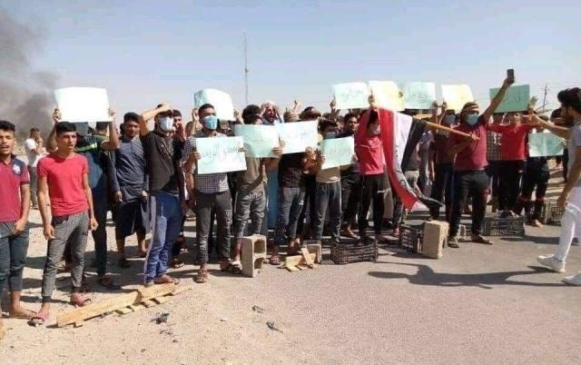وعود مسؤول محلي تلغي تظاهرة خدمية حاشدة في العراق