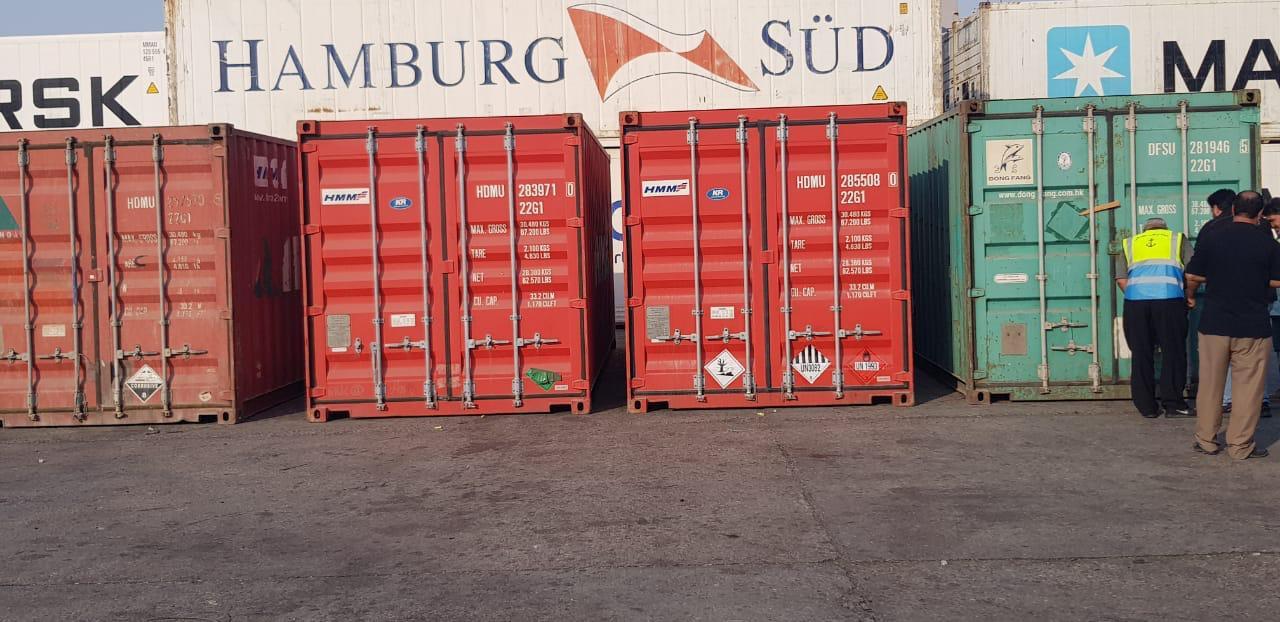 To avoid Beirut's scenario, Iraq evacuates hazardous material from Umm Qasr port