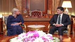 Barzani from Baghdad: UN can mediate to solve Baghdad-Erbil disputes