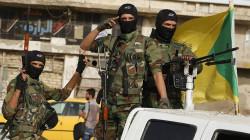 """مرصد: قتلى من """"حزب الله"""" العراقي بقصف قرب الحدود في سوريا"""
