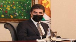 نيجيرفان بارزاني يتسلم طفلين ايزيديين ناجيين من قبضة داعش في تركيا