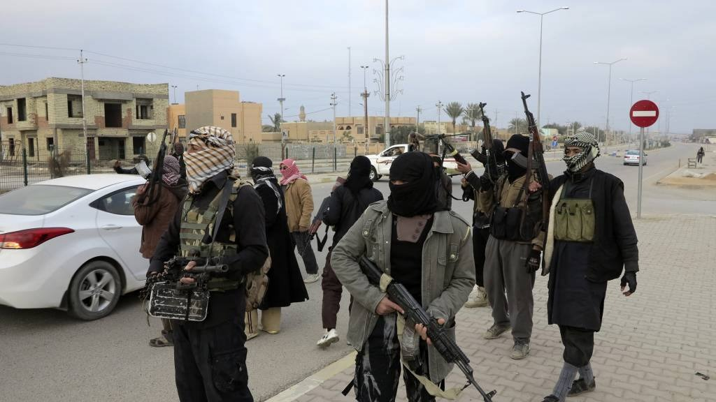 """""""ISIS controls 30+ villages in Kirkuk"""", a source reveals to Shafaq News agency"""
