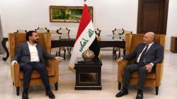 رئاستان تحثان على الاسراع بإجراء الانتخابات المبكرة في العراق