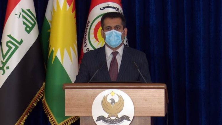 COVID-19: 21 fatalities and 574 new cases in Kurdistan today