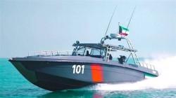 خفر السواحل الكويتي يدخل المياه الاقليمية العراقية ويصادر زورقا