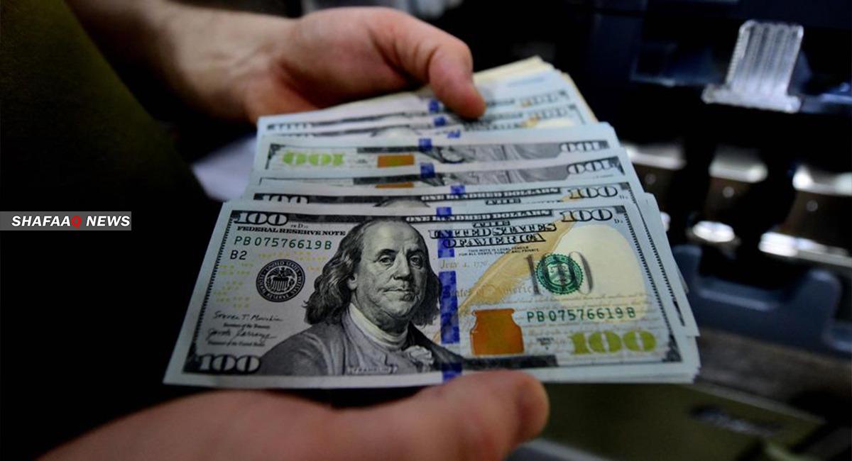 ارتفاع سعر صرف الدولار في بغداد وكوردستان
