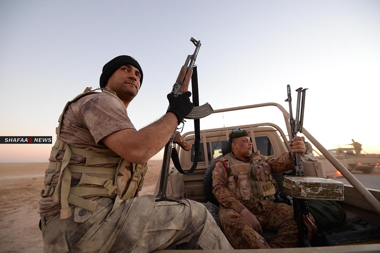 قوات عراقية تجري عمليات امنية في 5 محافظات وتعلن نتائجها