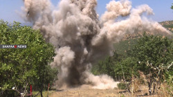 Turkish warplanes launch air strikes in Duhok