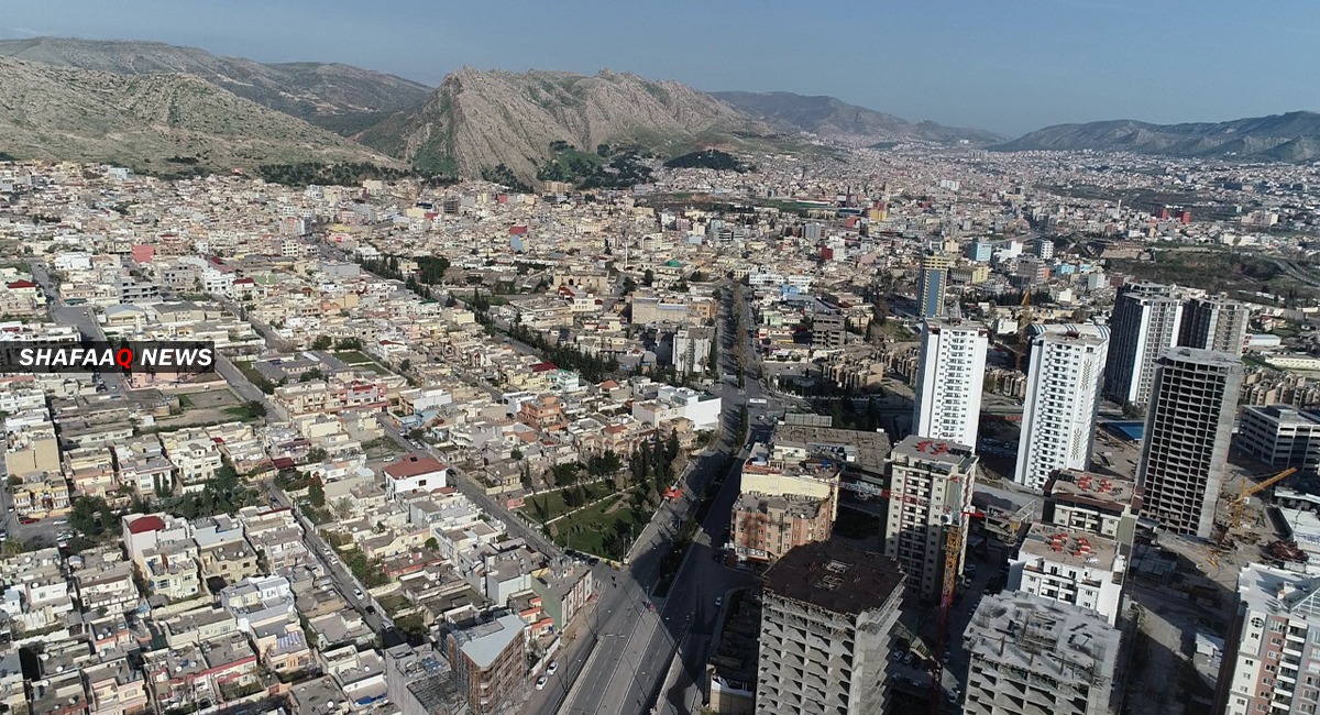 Duhok asks citizens to commit the health precautions