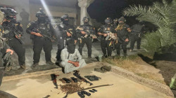 Five ISIS members arrested in Mosul-Baghdad road