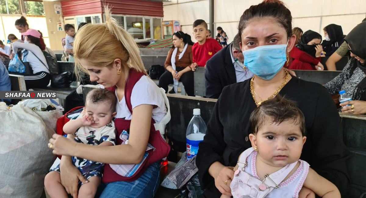 COVID-19: 754 new cases and 24 fatalities in Kurdistan today