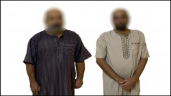 Security forces arrest two ISIS members