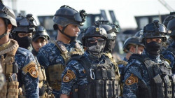 The intelligence service arrests 10 terrorist in Nineveh