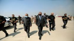 Al-kadhimi visits Al-Shayeb border crossing with Iran