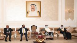 الحلبوسي يصل إلى الكويت