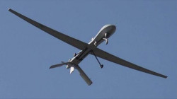 US drone crashes south of Mosul