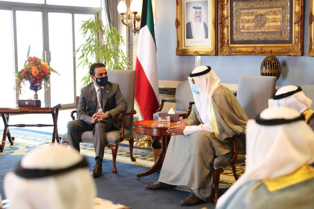 الحلبوسي يطلب من الكويت تأجيل سداد ديون الغزو