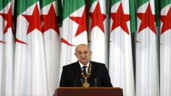 """الرئيس الجزائري يعلن موقفه من """"التطبيع"""": القضية الفلسطينية مقدسة"""