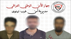Three terrorists arrested on borders with Syria