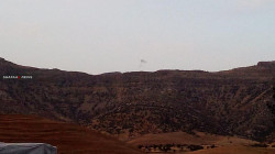 The Turkish army attacks a border area in Kurdistan region