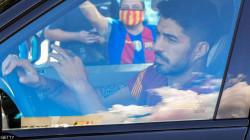برشلونة في ورطة كبيرة بسبب سواريز
