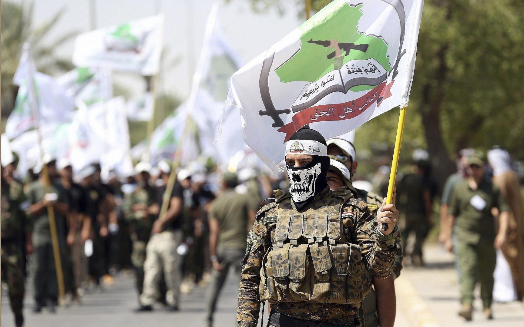 Asa'ib Ahl al-Haq criticizes Al-Kadhimi's campaign to free the kidnapped Activist