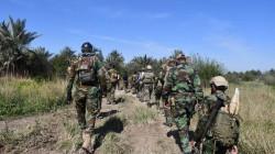 انطلاق عملية عسكرية لملاحقة داعش بمناطق في العراق