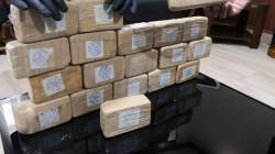 صور .. الآسايش تضبط 10 كيلوغرامات من المخدرات شمالي أربيل