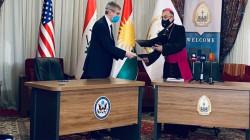 أمريكا تمنح أكثر من مليوني دولار للنازحين المسيحيين في اقليم كوردستان