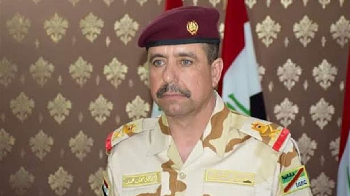 Al-Mahlawi is longer in Command of Nineveh Operations, a source says