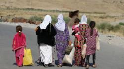 داعش يفشل بإختطاف امرأة ايزيدية بعد تحريرها من قبضته