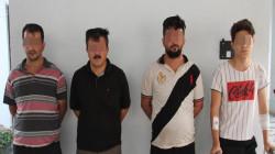 Erbil police arrests four suspects in Farmanbaran incident