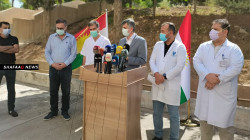 COVID-19 death rate increased in Duhok to 2%