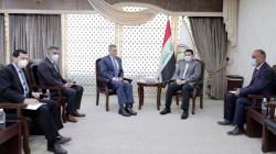 السفير الأمريكي: مستمرون بدعم الحكومة العراقية لتخطي التحديات الراهنة