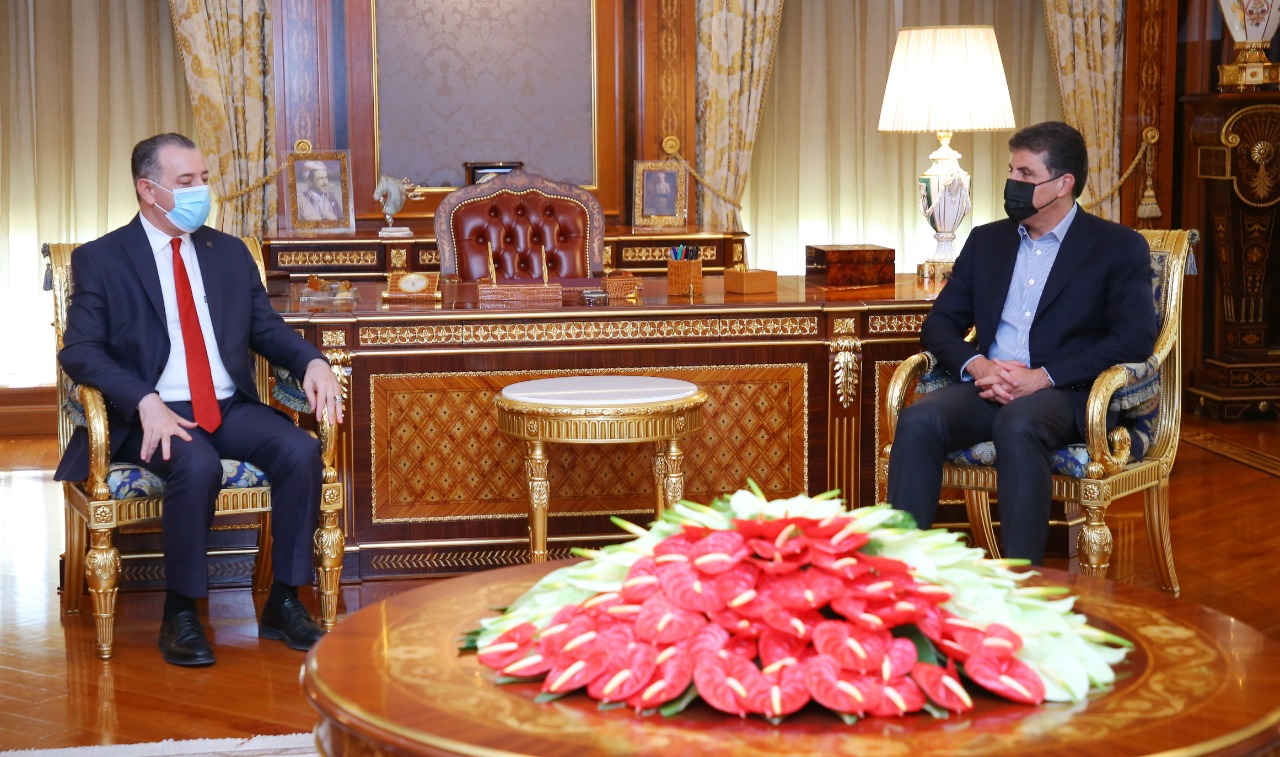 Nechirvan Barzani: Kurdistan is the home of all its components