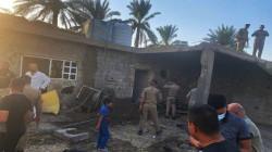 سقوط ضحيتين وجرحى بينهم أطفال بقصف منزل مطار بغداد