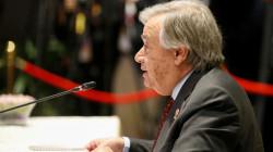 "UN Secretary-General calls 1 million COVID-19 global death toll ""agonizing milestone"""