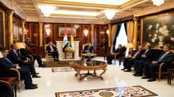نيجيرفان بارزاني يطلب من القضاء العراقي مواصلة مساعدة الاقليم بهذا المجال