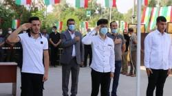 صور .. مدارس كوردستان تباشر دوامها الجزئي في خانقين