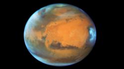 اكتشاف يثير اهتمام العلماء.. 3 بحيرات مدفونة في كوكب المريح