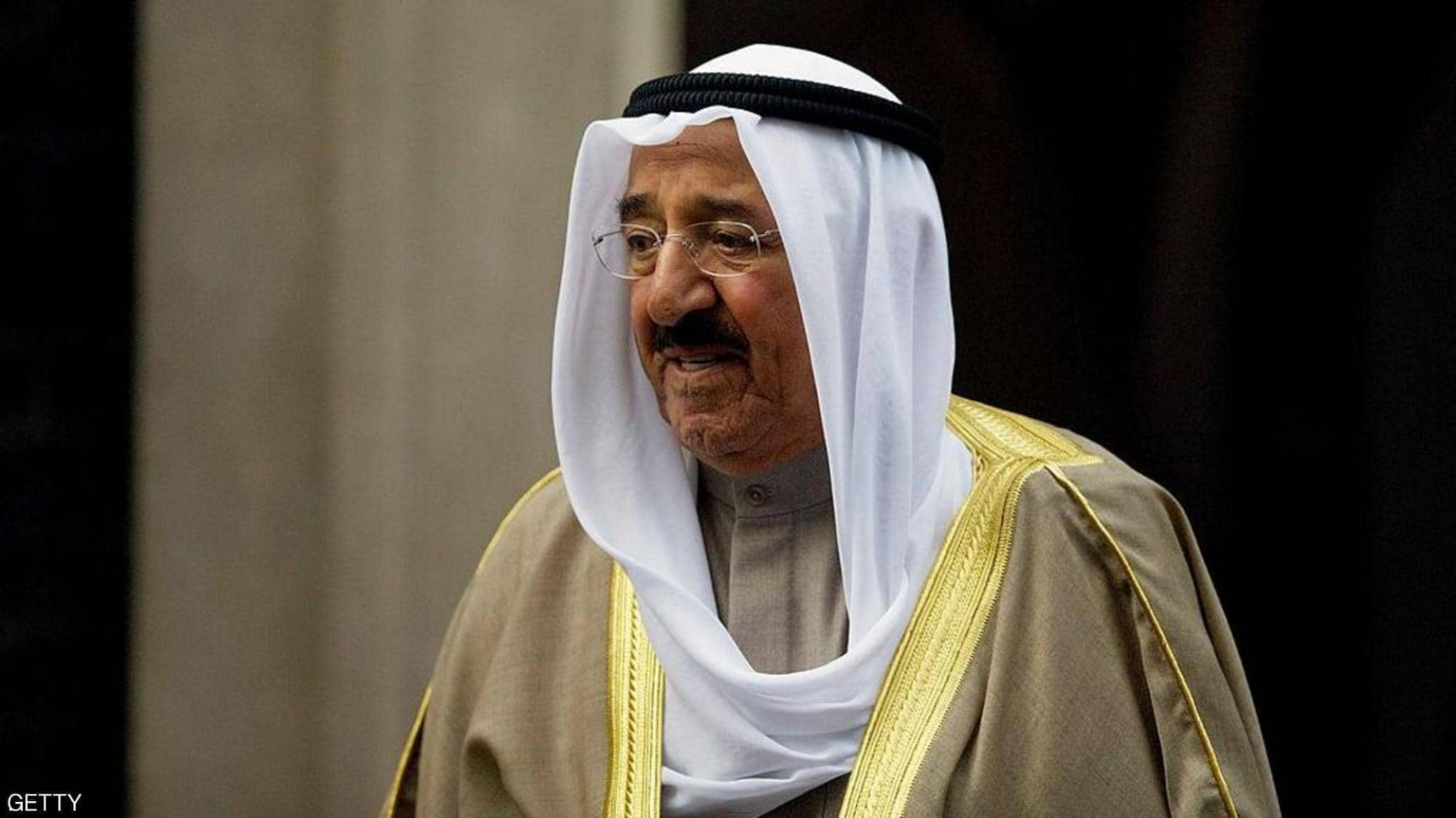 وفاة أمير الكويت صباح الأحمد الصباح