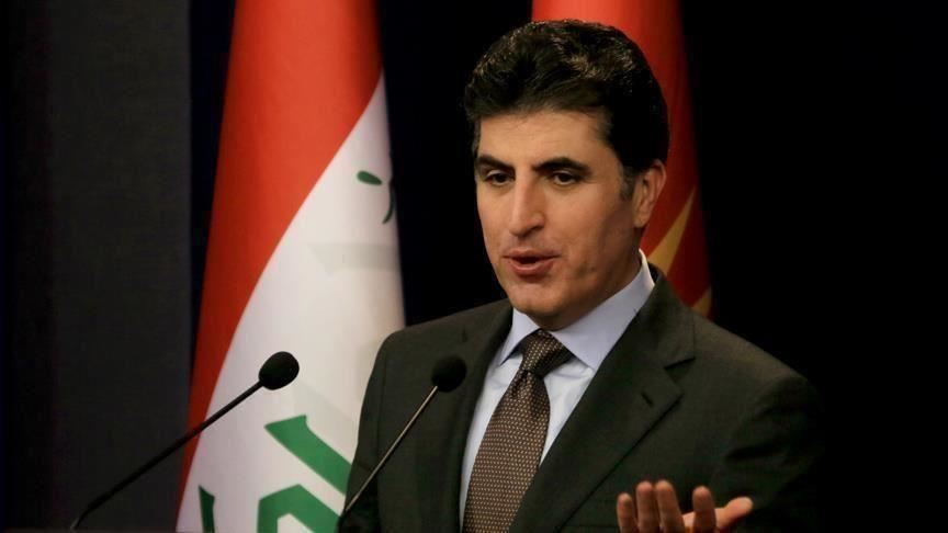 Barzani wishes Trump a speedy recovery