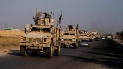 سانا: القوات الامريكية تدخل رتلاً محملاً بالأسلحة من العراق لسوريا