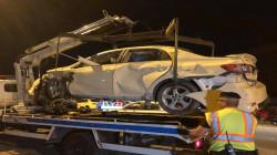 خلال اسبوع .. وفاة واصابة قرابة 50 شخصا بحوادث في السليمانية