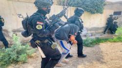 """بالتعاون مع اسايش كوردستان.. جهاز مكافحة الارهاب يعتقل قيادات بكتيبة """"القعقاع"""" الداعشية"""