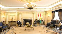 مباحثات عسكرية في كوردستان مع الجيش العراقي والحشد الشعبي