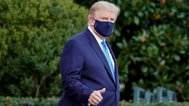 متى سيغادر ترامب المستشفى وكيف اصحبت حالته الصحية؟