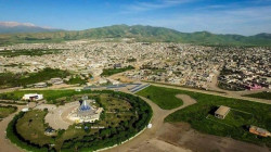 حكومة اقليم كوردستان تطلق جملة مشاريع خدمية في محافظة حلبجة