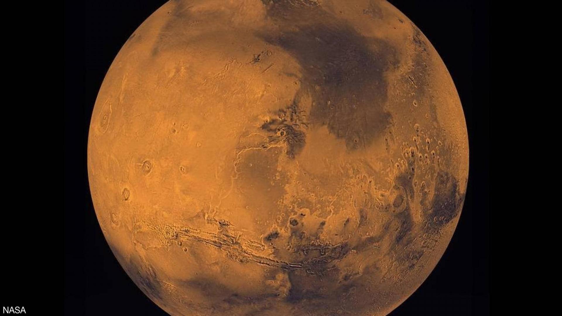 فيديو.. ناسا تنشر أول مقطع صوتي من المريخ
